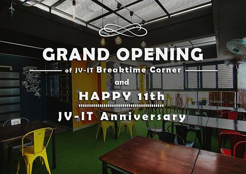 JV-IT 11週年 Anniversary